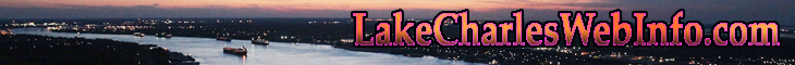 LakeCharlesWebInfo